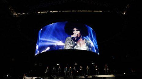 Hot Shots: Stars Rehearse For 'Michael Jackson Forever' Concert