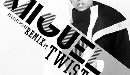 New Song:  Miguel - 'Quickie (Rmx) ft. Twista'