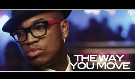 NEYO THE WAY YOU MOVE Sneak Peek: Ne Yo   The Way You Move (Ft Trey Songz & T.Pain)