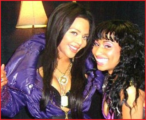 Nicki Minaj And Lil Kim