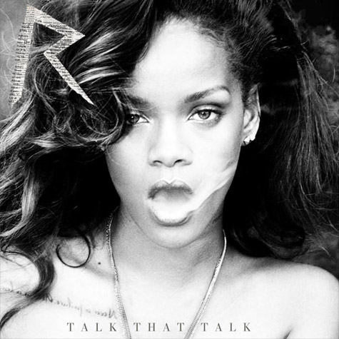 Talk That Talk Deluxe Edition Album Cover