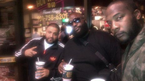 Hot Shot: Rick Ross Opens Fast Food Joint