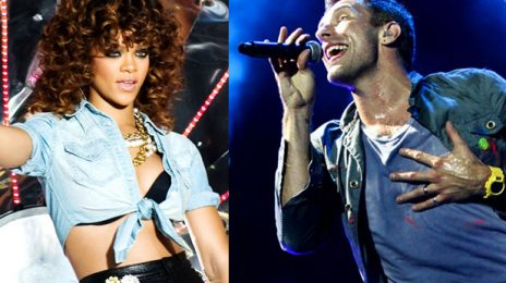 Coldplay Cover Rihanna's 'We Found Love'