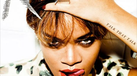 Hot Shots: Rihanna's 'Talk That Talk' Album Cover