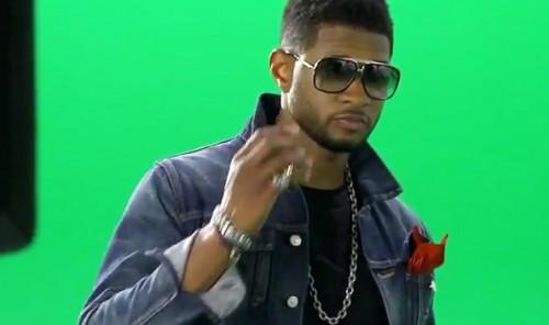Usher without you e1318588303327 New Video: Usher & David Guetta   Without You