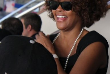 Hot Shots:  The Cast of Sparkle Spotted At Detroit Lions Game