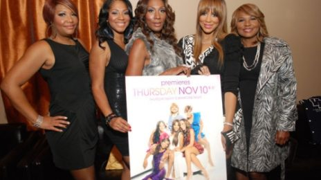 Watch:  Braxton Sisters Sing At Premiere Event