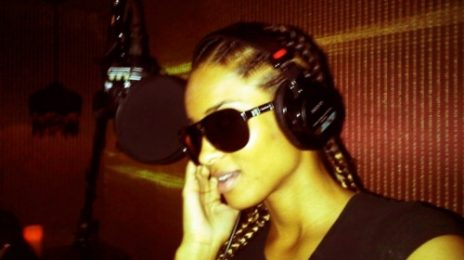 Hot Shot: Ciara Returns To The Studio