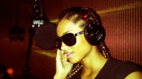Hot Shot: Ciara Returns To The Studio