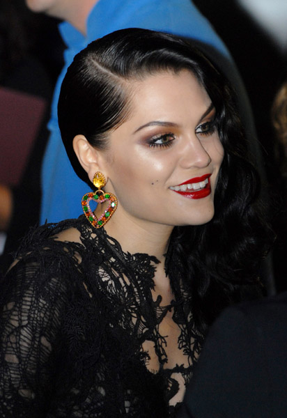 jesise j 8 Hot Shots: Jessie J Leads MOBO Award Arrivals