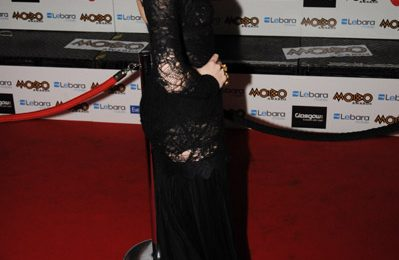 Hot Shots: Jessie J Leads MOBO Award Arrivals