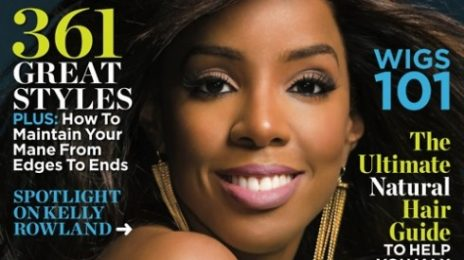 Hot Shot: Kelly Rowland Lets It Bounce For Essence