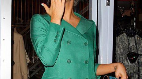 Hot Shots: Lady GaGa Has Money On Her Mind