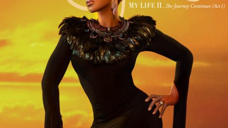 Hot Shot: Mary J. Blige's Regal 'My Life II' Album Cover (HQ)