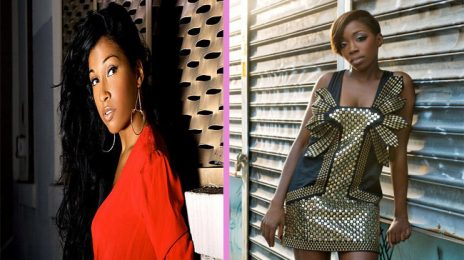 Melanie Fiona & Estelle Rock 'Black Girls Rock & Soul' Tour