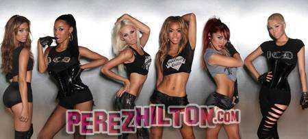 pussycat dolls New Pussycat Dolls Line Up Unveiled