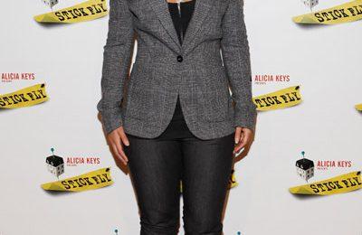 Hot Shots:  Alicia Keys Keeps It 'Fly'
