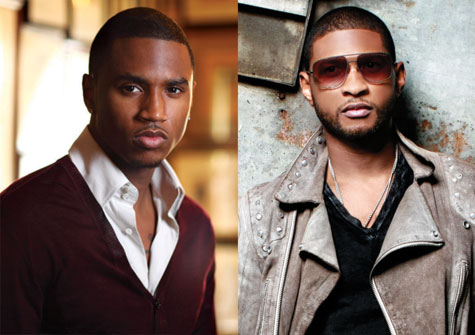 trey songz usher The King Of R&B Is...