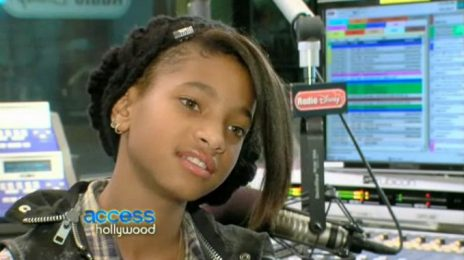 Willow Smith Talks 'FireBall', Future Collaborations