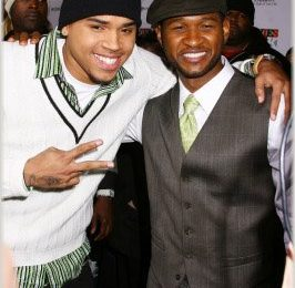 "Usher: ""Chris Brown Is The Next Me"""