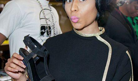 Hot Shots: Nicki Minaj Channels Japan For Fashion's Night Out