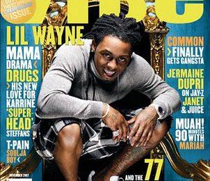 Lil' Wayne Covers Vibe