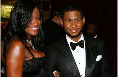 Usher & Tameka Foster Wed