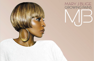 Competition: Mary J. Blige - 'Growing Pains'
