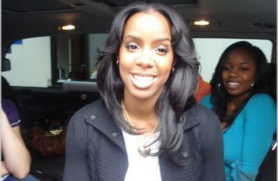 Meeting Kelly Rowland