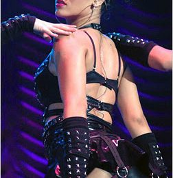 Rihanna Gets Down & Dirty In The UK