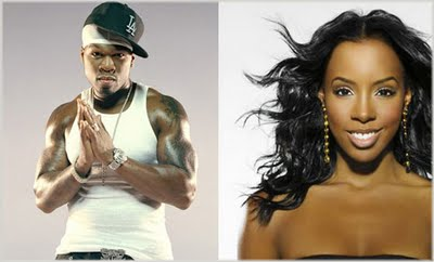 50 Cent and Kelly Rowland Team Up