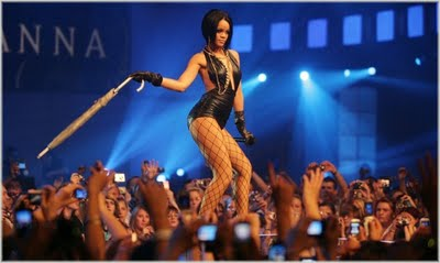 Rihanna Breaks UK Chart Record