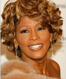 Whitney Houston Starts Recording New Album