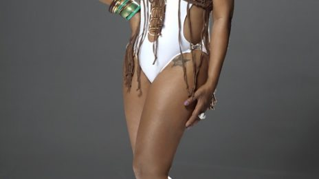 Hot Shots: Trina Heats It Up For Vibe
