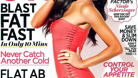 Nicole Scherzinger Shows Off Her Shape (w/ Behind the Scenes video)