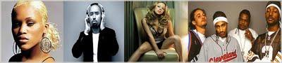 New Songs; Eve, Johnta Austin and Bone Thugs/Mariah