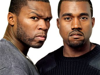 50 Cent vs Kanye West: The Day Arrives