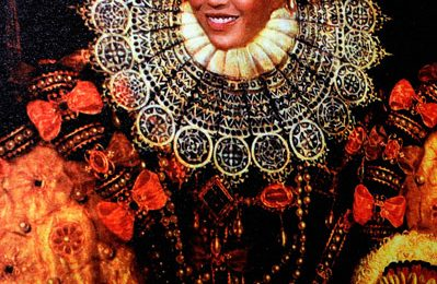 Hot Shots: Beyonce And Lady GaGa Immortalized In Art At MTV Dinner