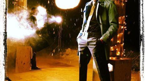 Hot Shot: Chris Brown Shoots 'Strip'