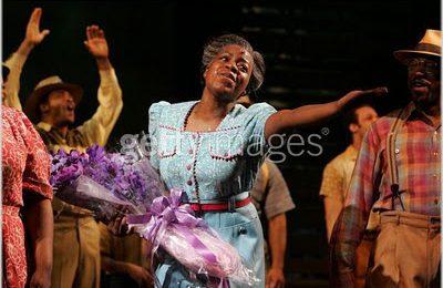 Fantasia's Debut On Broadway