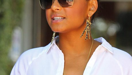 Hot Shots: Christina Milian Stuns On Melrose Avenue
