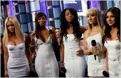 Danity Kane Now A Foursome - Or Are They?