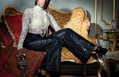 Fantasia Records New Album 'The Old Fashioned Way'