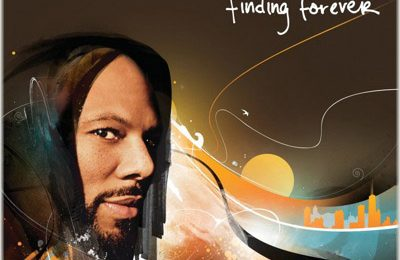 Common 'Finding Forever' Cover