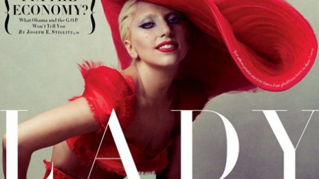 Watch:  Behind the Scenes With Lady Gaga and Vanity Fair