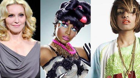 M.I.A Confirms Madonna/Nicki Minaj Collaboration
