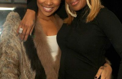Hot Shots: Mary J. Blige Celebrates 'New Life' With Monica