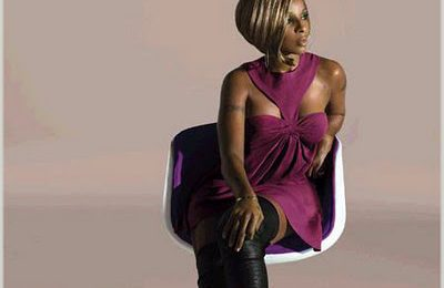New Songs: Mary J. Blige - 'Shake Down (Ft. Usher)' & 'Stay Down'