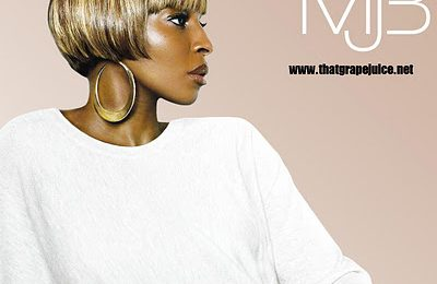 Mary J Blige 'Growing Pains' Cover