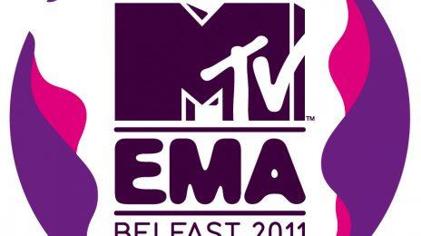 MTV EMA 2011: Winners